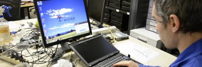 Ecodair donne une deuxième vie aux ordinateurs [Reportage Vidéo]