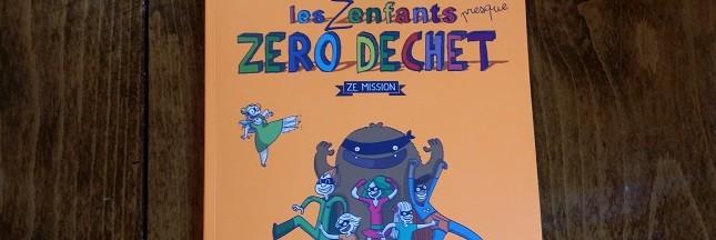 Sélection livres: les Zenfants (presque) zéro déchet