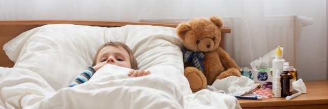 Fièvre, oreillons, varicelle : les réflexes naturels aux maladies infantiles
