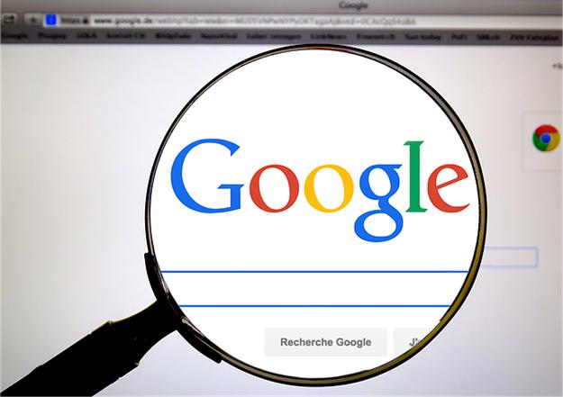 recherche google, empreinte écologique