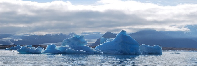 Réchauffement climatique : la banquise arctique a fondu comme jamais en 2016