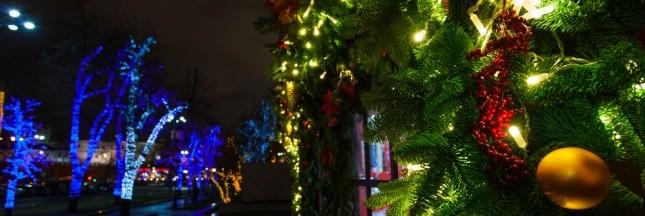 Illuminations de Noël : réduisez votre consommation