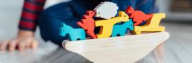 Jouets pour enfants. Comment les choisir plus sains?