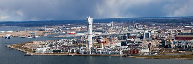 Malmö, l'exemplarité environnementale comme stratégie de développement