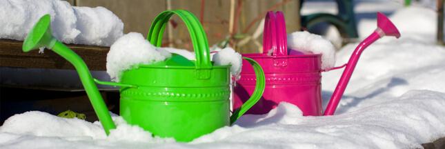 Comment protéger son jardin de l'hiver?