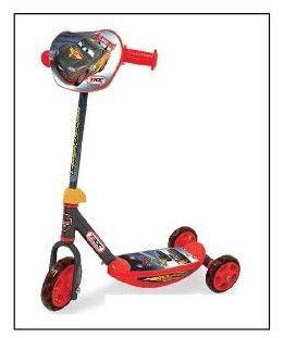 rappel produit, patinette 3 roues, SMOBY