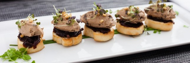 Noël bio: recette de foie gras végétarien