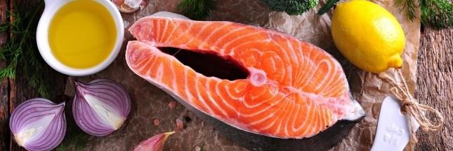 Le saumon bio est toxique malgré son label (parfois même plus)