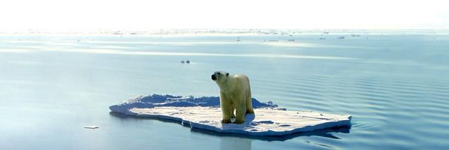 Des températures anormalement chaudes en Arctique