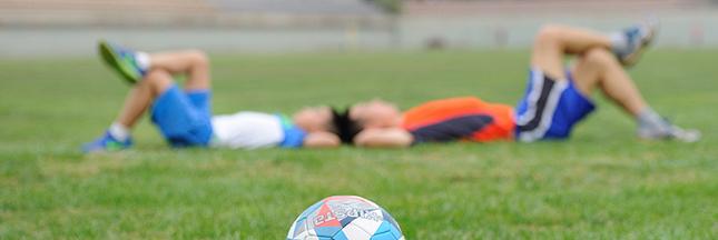 Sport : les jeunes Français sont trop sédentaires