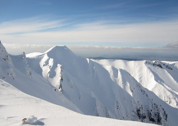 sstation sport d'hiver, station de ski, Mont-Dore, Auvergne