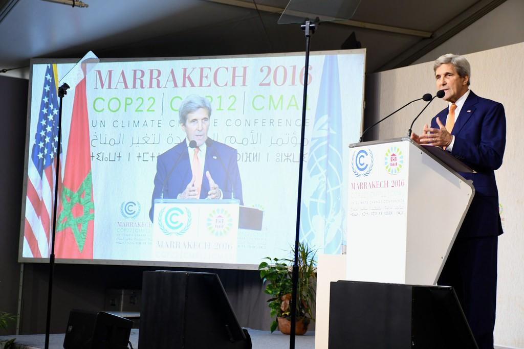 COP22 à Marrakech
