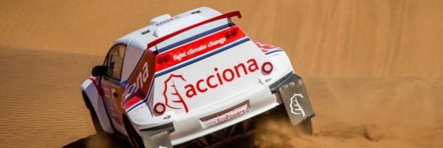 Une voiture 100 % électrique participera au Dakar 2017