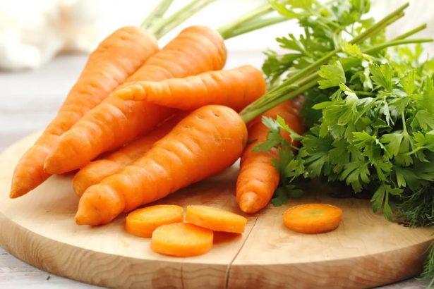 AMAP Décembre, carotte