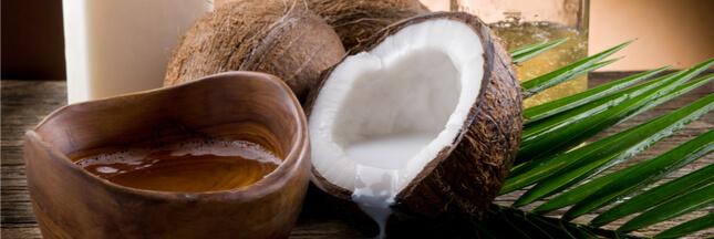 Beauté : découvrez les richesses de l'huile de coco