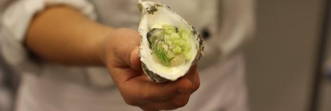 Des huîtres sous bonne garde... républicaine
