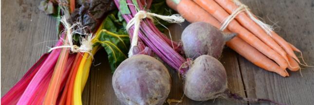 Cuisinez les légumes de saison en décembre : le panier AMAP