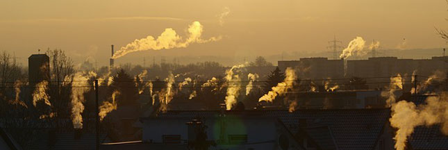 Pic de pollution : pourquoi et que faire ?