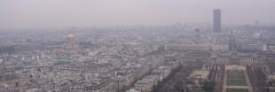 Pics de pollution à Paris et en France