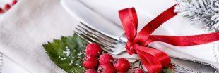 Nos idées de recettes vegan ou végétariennes pour les fêtes de fin d'année