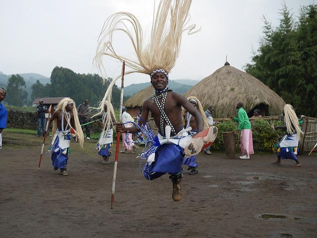 le rwanda, tribu