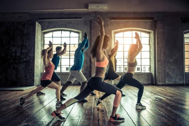 villes les plus sportives, salle de sport, fitness