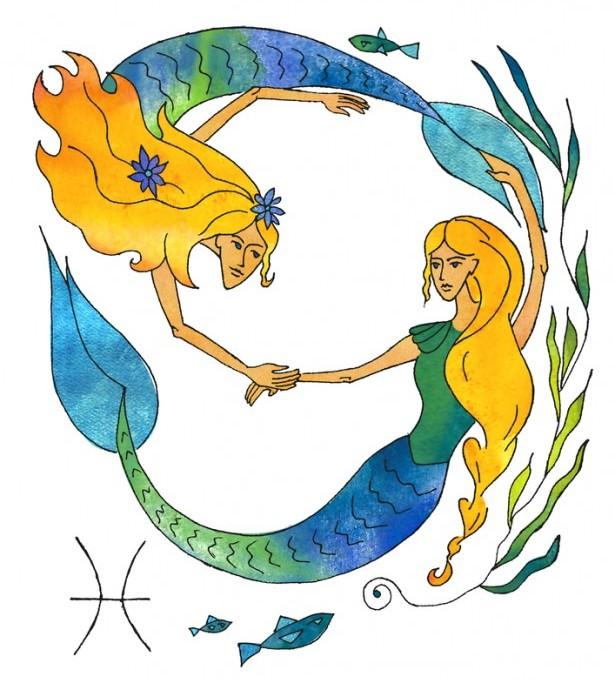 horoscope vert 2017 poissons