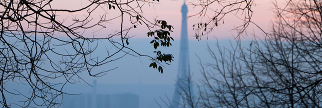 La pollution de l'air s'aggrave en Ile-de-France