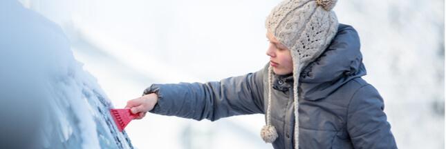 Trucs et Astuces : voiture et désagréments en hiver