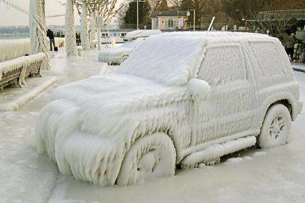 désagréments en hiver