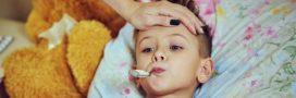 8 astuces anti fièvre naturelles pour les enfants