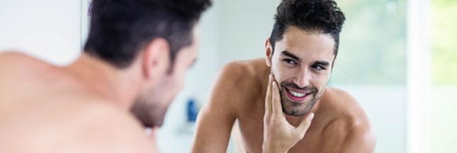 Beauté masculine - Êtes-vous vraiment bien dans votre peau ?