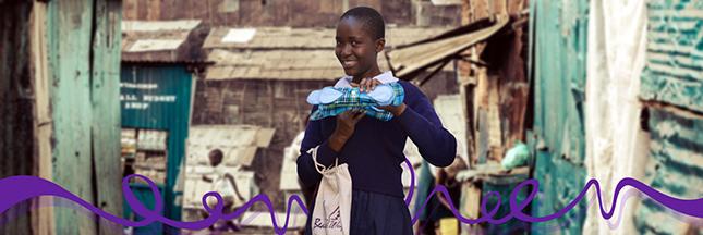 Avec Marie, aidez les jeunes Kenyanes à terminer leur scolarité