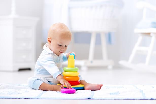 chambre bébé propre