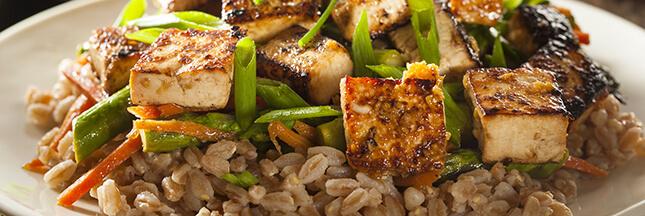 5 manières de cuisiner le tofu facilement