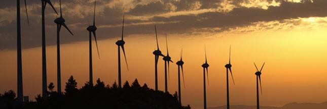 Énergie éolienne: un investissement record en 2016