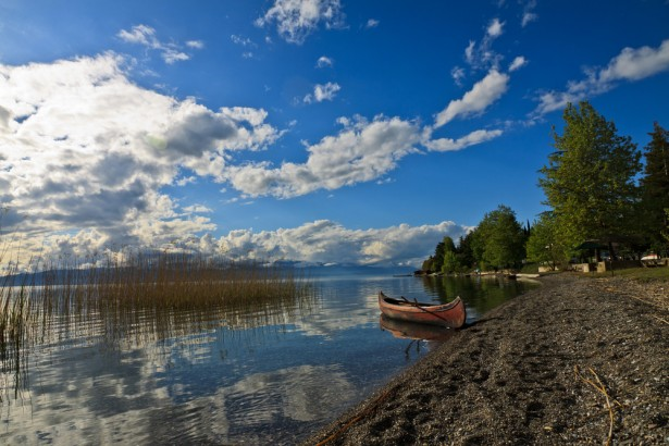 Lac d'Orhid