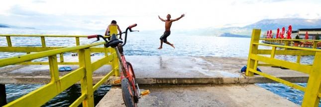Balkans : le lac d'Ohrid est en danger