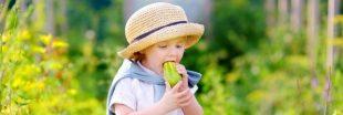 Comment faire manger des légumes et plus de fruits aux enfants ?