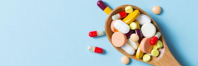 Une centaine de médicaments qu'il vaut mieux éviter