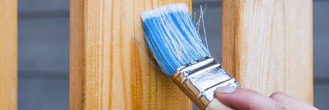 Les peintures extérieures se déclinent au naturel