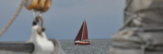 Les vagabonds de l'énergie : voyager en voilier vers la sobriété heureuse