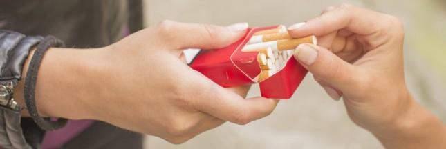 Tabac : le paquet neutre devient obligatoire