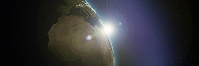 orbite terre