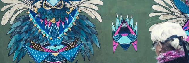 Les artivistes, ces artistes qui veulent sauver le climat par le street-art