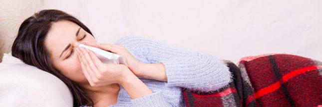 Les anti-inflammatoires proscrits pendant un rhume