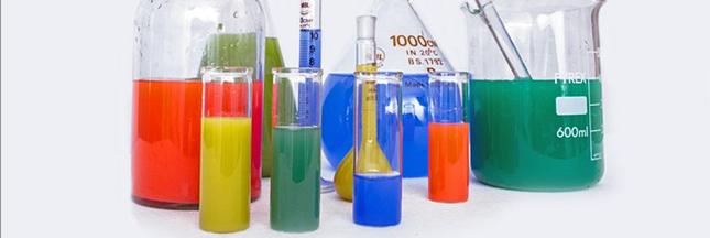 chimie produits chimiques