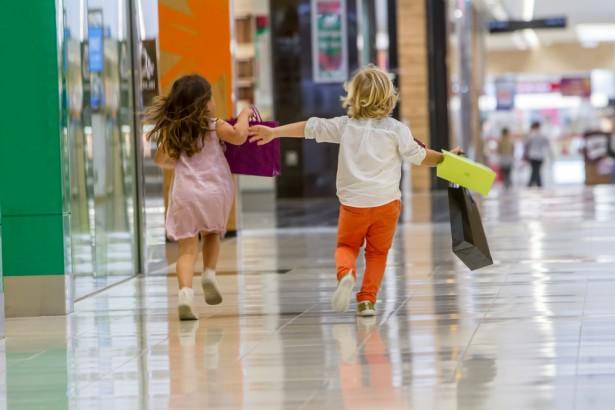 dépenses pour les enfants