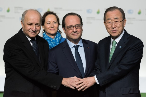 François Hollande, COP21