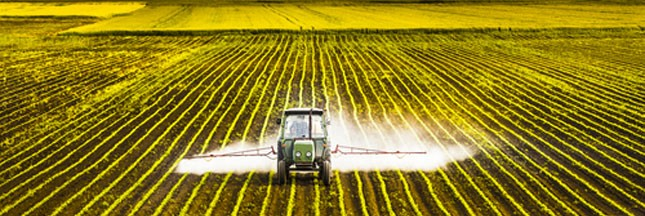 Les ventes de pesticides reculent en France